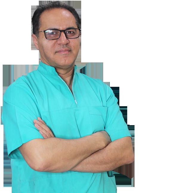 دکتر محمدرضا چالاک